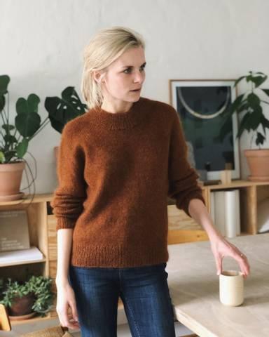 Bilde av Oslosweater - Petiteknit