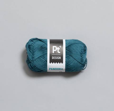 Bilde av 304 Petrol - Rauma Garn, Pandora