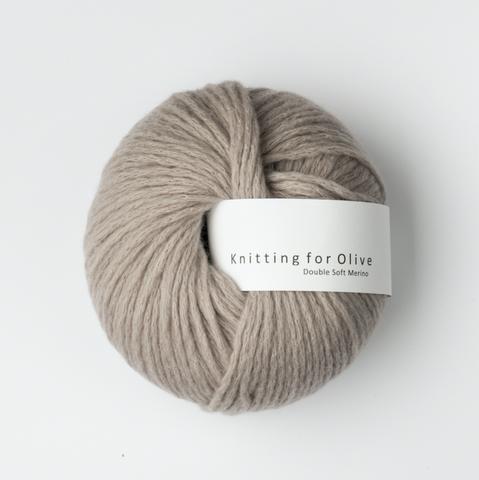 Bilde av Havregryn - Knitting for Olive, Double Soft