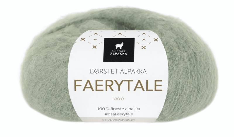796 Støvet Pistasj - Du Store Alpakka, Faerytale