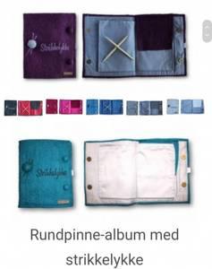 Bilde av Rundpinnealbum Strikkelykke
