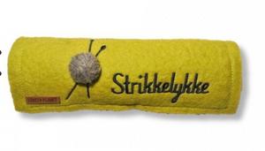 Bilde av Strømpepinnealbum Strikkelykke