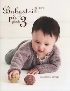 Bilde av Babystrik på pinde 3