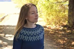 Bilde av ARBOREAL genser av LUNA