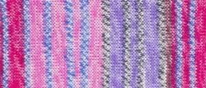Bilde av HOT SOCKS PEARL Color 07 Lilla/rosa