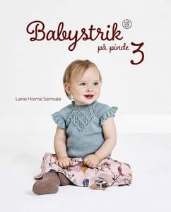 Bilde av Babystrik på pinde 3 Hefte 3