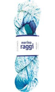 Bilde av MERINO RAGGI 02 Blue & Turquoise