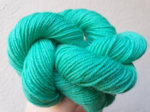 Bilde av Lorna's Laces Minihespe Jadegrønn