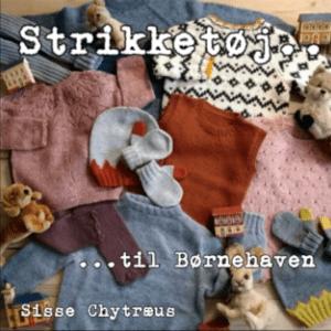 Bilde av STRIKKETØJ TIL BØRNEHAVEN