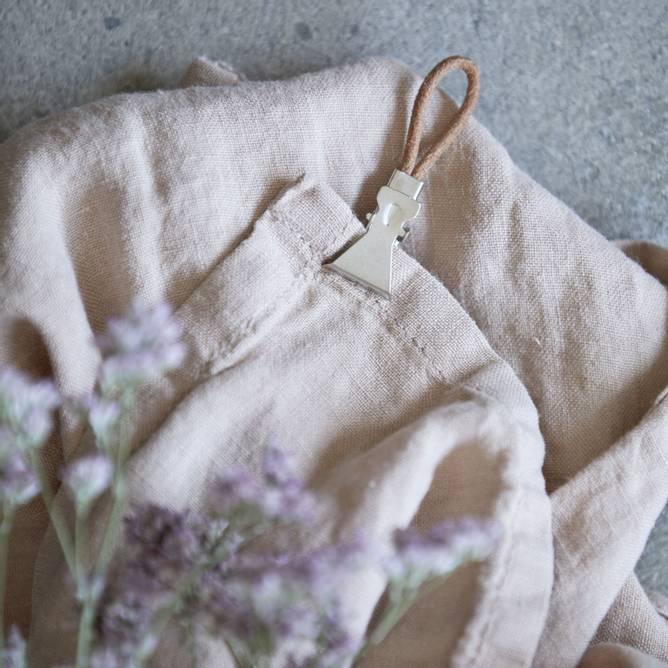 Bilde av Håndkleklyper skinn, 10pk