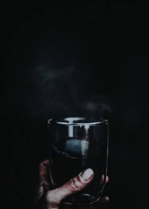 Bilde av Poster Black Coffee
