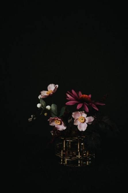 Bilde av Poster Black Blush