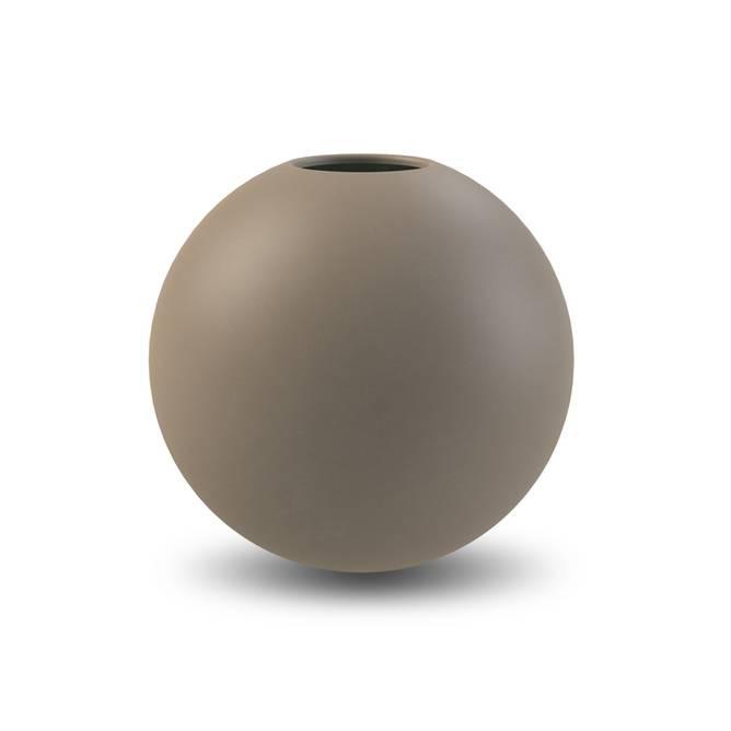 Bilde av Cooee Vase Ball 20 cm - Mud