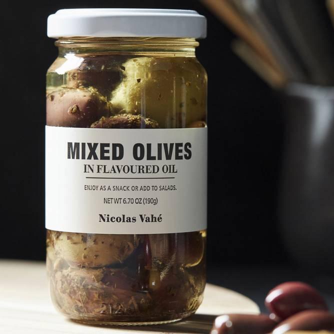 Bilde av Oliven i olje