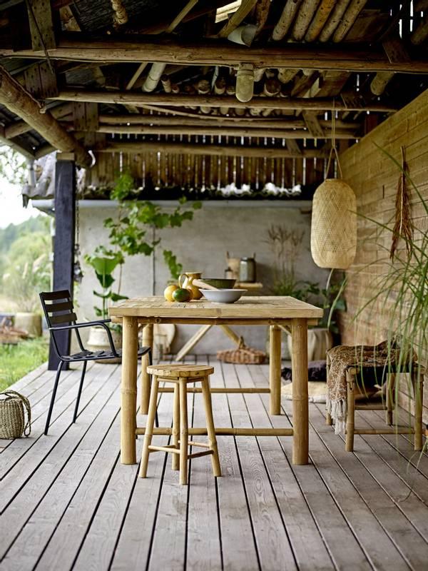 Bilde av Bambuskrakk