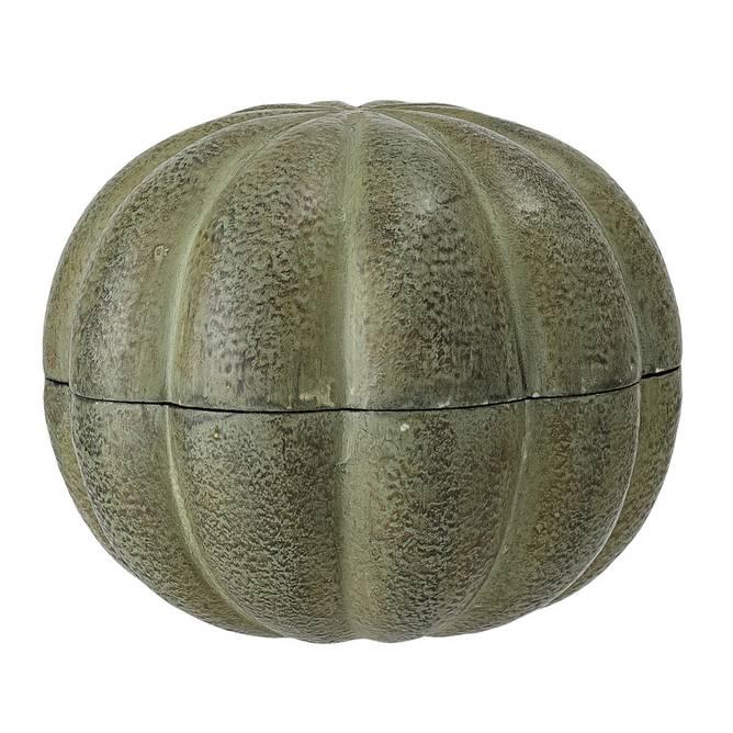 Bilde av Krukke med lokk, grønn