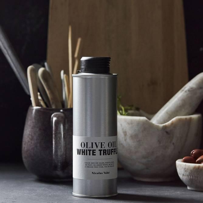 Bilde av Olivenolje med hvit trøffel 25 cl