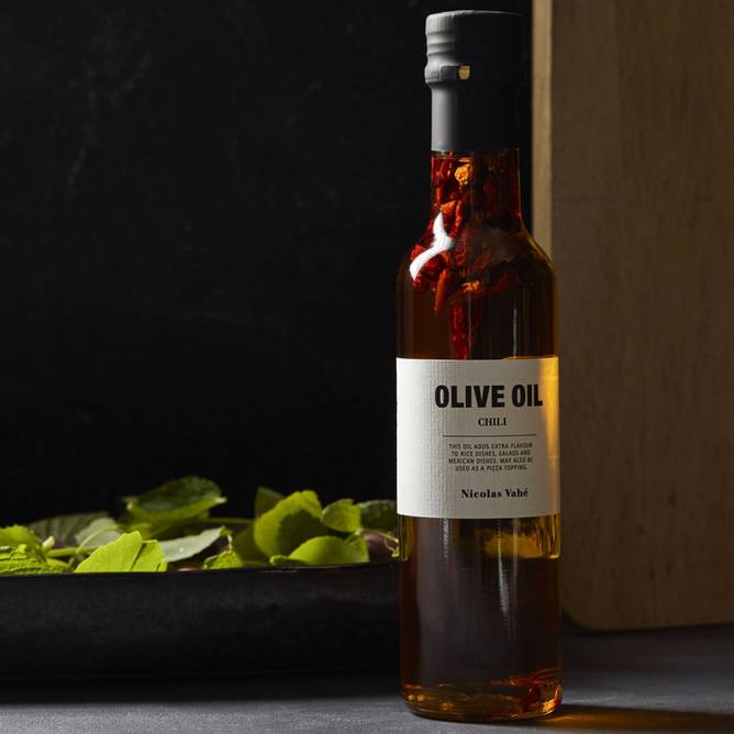 Bilde av Olivenolje med chili 25 cl