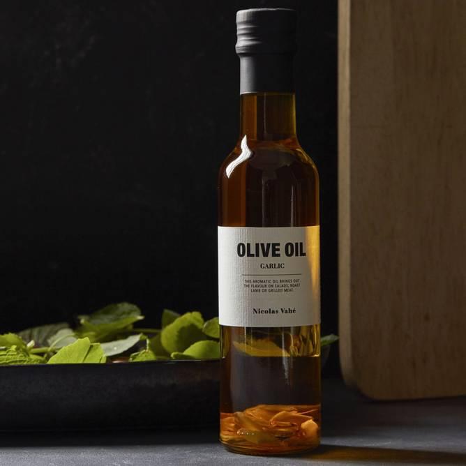 Bilde av Olivenolje med hvitløk 25 cl