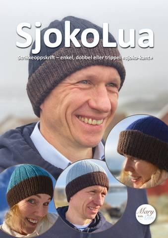 Bilde av SjokoLua, strikkeoppskrift