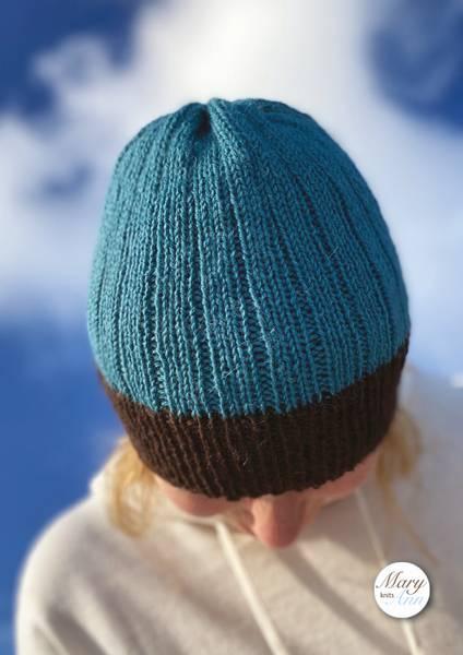 SjokoLua, strikkeoppskrift