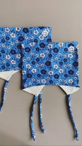 Bilde av Knytelue blå blomster 3-6 mnd
