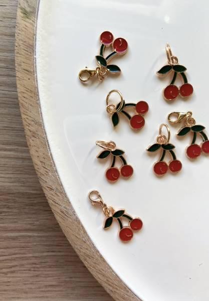 Cherry Raglansett