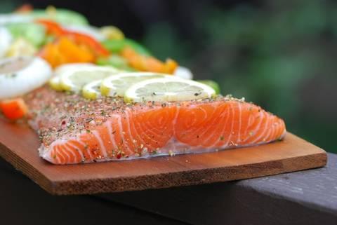 Bilde av BULL Cedar Grilling Plank
