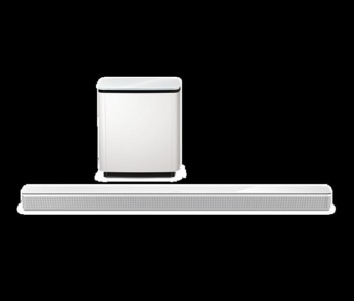 Bose - Soundbar 700 og Bass module 700 - Demo