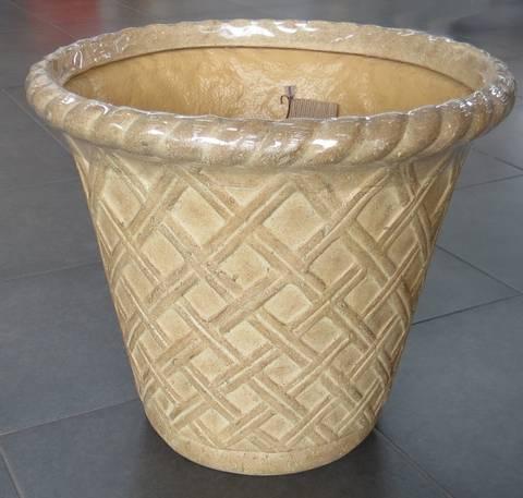 Bilde av Peba Cast Stone Potte Large