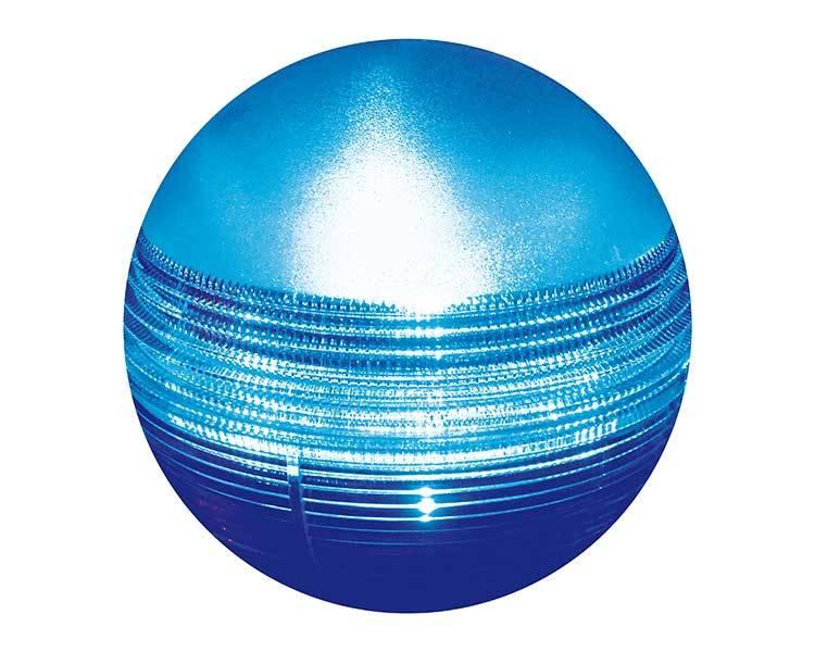 Flytende LED-lyskuler
