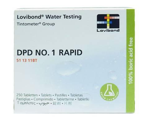 Bilde av DPD No. 1 Rapid (Klor) til PoolTester