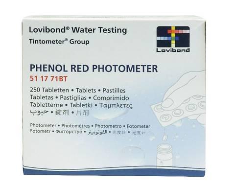 Bilde av Phenol Red Photometer pH til SmartTest og Scuba