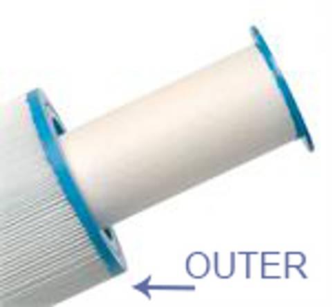 Bilde av Filter 6473-165 MicroClean OUTER core Ultra