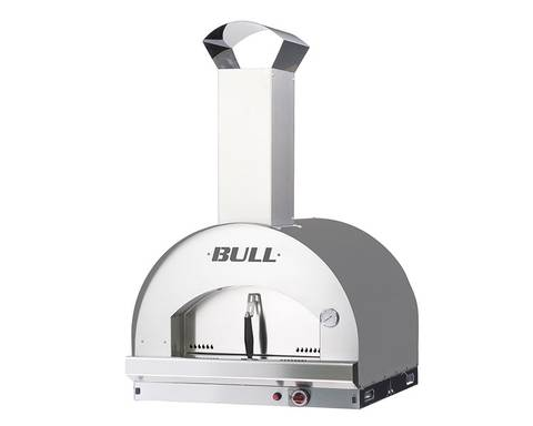 Bilde av BULL - Pizzaovn Gass 60x60 for innbygging