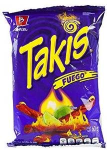 Bilde av Takis Fuego 68g