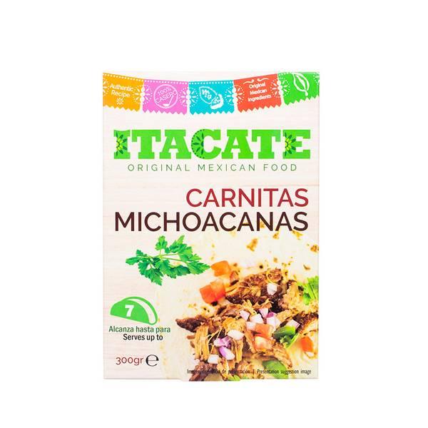 Carnitas Michoacanas 300g / Itacate