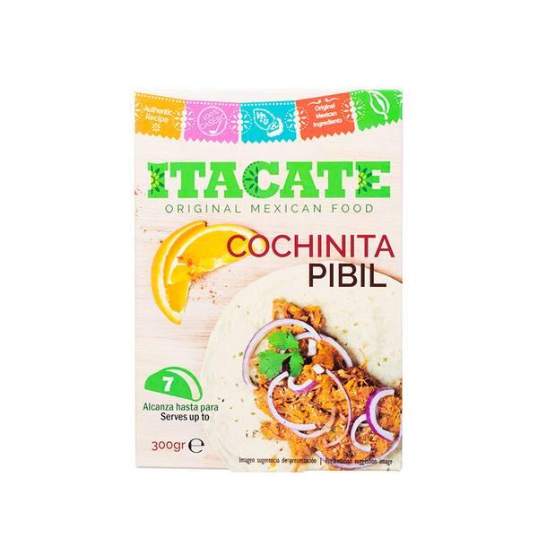 Cochinita Pibil 300g / Itacate