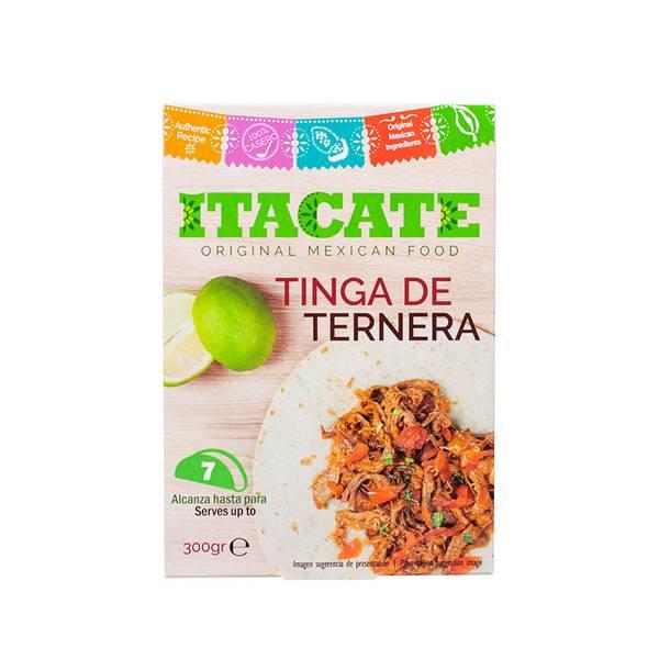 Tinga de Ternera 300g / Itacate