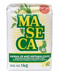 Bilde av Masa harina 1kg / Maseca