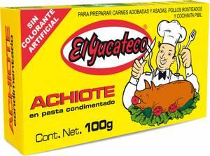 Bilde av El Yucateco Achiote 1kg