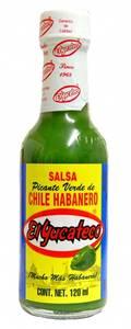 Bilde av  Green Habanero salsa 120ml /