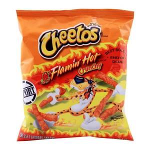 Bilde av Cheetos Flamin' Hot 35g