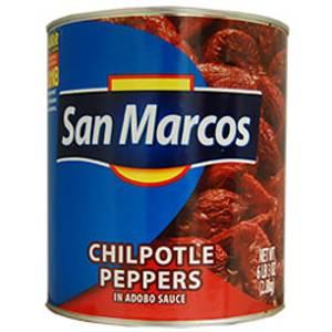 Bilde av Chipotle i adobo saus 2,8kg /