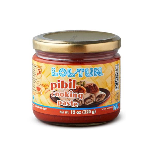 Pibil Cooking Paste 320g / Lol Tun