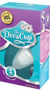 Bilde av DivaCup menstruasjons-kopp str. 2