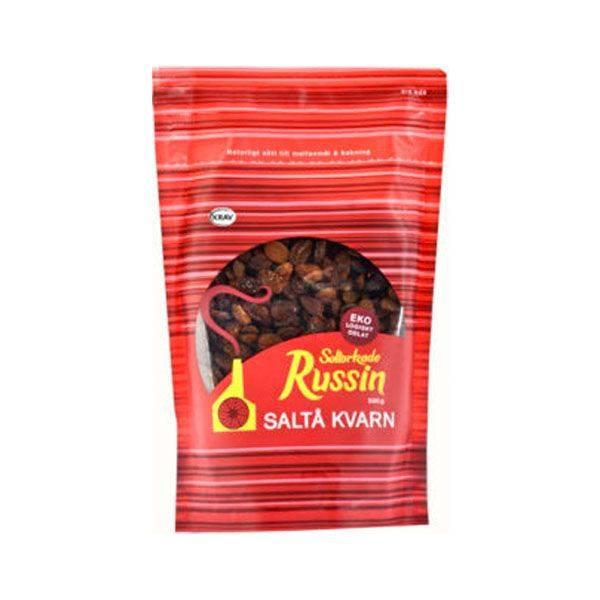 Rosiner økologisk 500 g Saltå Kvarn