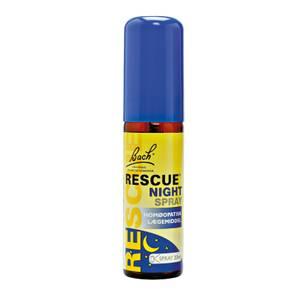 Bilde av Bach Rescue Night spray 20 ml