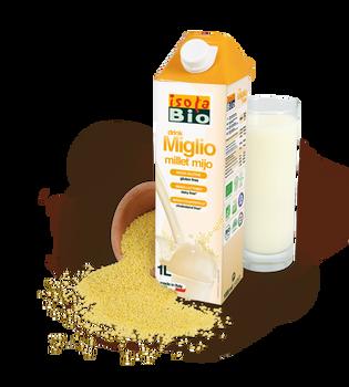 Bilde av Vegetabilsk melk