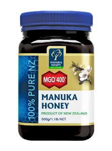 Bilde av Manuka honning MGO 400+ Manuka Health 500g